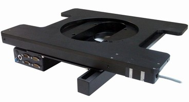Precision Linear Stage is designed for 8 in. wafers.