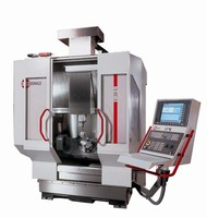 Machining Center produces complex 5-axis parts.