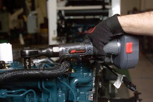 Cordless Ratchets target automotive and maintenance pros.