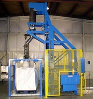 Bulk Bag Unloader can be customized to application needs.