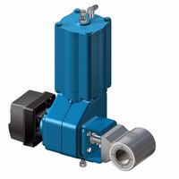 Metso Automation E Series Ceramic Ball Valve