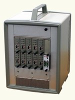 Portable Tower Chassis handles MicroTCA applications.