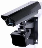 Night Vision Kit promotes camera operation in dark areas.