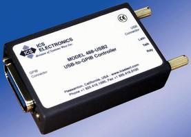 USB to GPIB Controller Module helps run test programs.