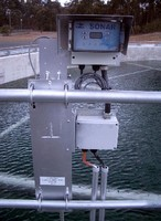 Interface Level Transmitters provide measurements to 100 ft.