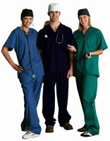 New Medical Scrub Line by Aprons, Etc.