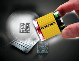 ID Reader supports 1D and 2D codes.