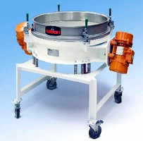 Low-Profile Sifter features gap-free design.