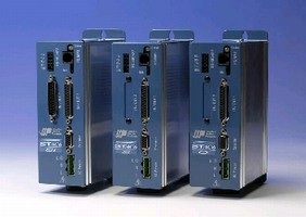 Stepper Drives come in 220 Vac models.