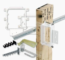 Bridgeport Fittings Announces Full Line of Cable Supports