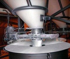 Internet-based System performs dry ingredient batching.