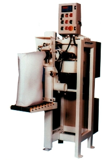 Bag Packing System can reach outputs of 12 tons/hr.