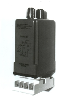 Sensing and Timing Relay is capable of dual timing.