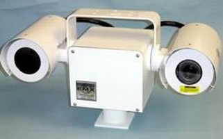 Pan/Tilt Positioner operates in harsh marine environments.