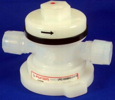 High-Purity Valve withstands high-temperature operation.