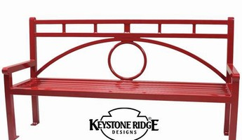 Keystone Ridge Designs Introduces New Benches for 2007