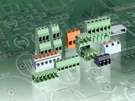 ASI Releases PCB Terminal Blocks for Automation and Control Equipment