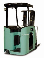 Stand-Up End Control Trucks suit fast-moving applications.