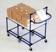 Push Cart promotes lean workplace procedures.