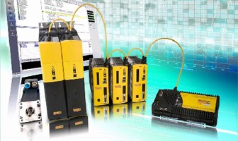 Complete Ethernet Motion Control Range Heralds Radical Machine Simplification For OEMs