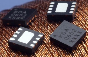 Isolated Resistor Network suits Op-Amp circuit applications.