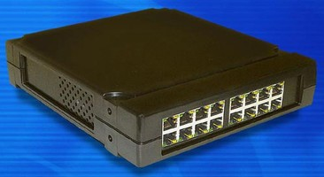 Multi-Port Midspan suits SOHO and security applications.