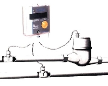 System measures individual energy consumption.
