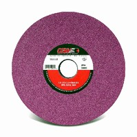 Ruby Grinding Wheels speed material removal.