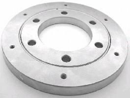Rotary Bearings suit precision positioning applications.