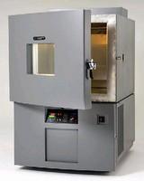 Temperature Chamber provides 27 cu-ft workspace.
