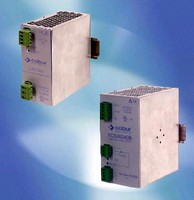 Power Supplies operate using 2 legs of 3-phase circuit.