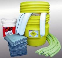 Heavy Industry Spill Kits meet OSHA and EPA regulations.