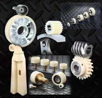 """Green"" Manufacturing Initiative Utilizes Composite Material for Environmentally-Friendly Alternative to Metal in High-Performance Load-Bearing Motion System Applications"