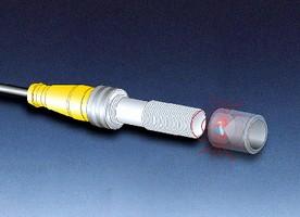 Magnetic Angle Sensor provides 0-360° measurement.