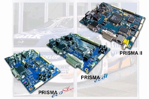 Converter Boards target TFT LCD applications.