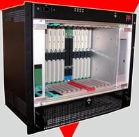 CompactPCI/VME Enclosures have front-pluggable design.