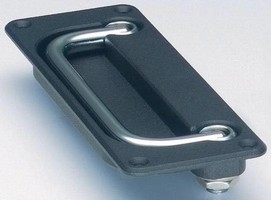 Folding Cabinet U-Handles come in metric sizes.