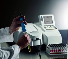Software is for UV-visible spectrophotometers.