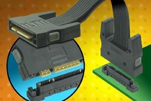 Cable Assemblies suit edge card interfaces.