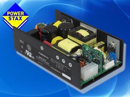 AC/DC Power Supplies suit limited-space applications.