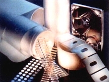 Adhesive Tapes minimize media fogging and head corrosion.