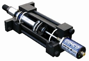 Linear Displacement Transducer handles extreme conditions.