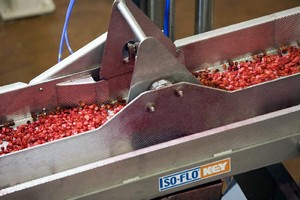 Ocean Spray® Relies on Vibratory Shakers from Key Technology