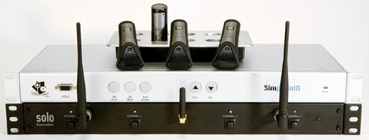 Audio Conferencing Bundle offers all-in-one functionality.