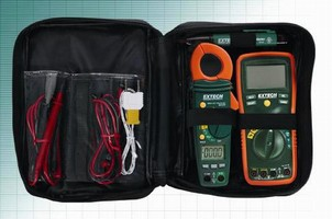 Extech Instruments Announces New TK430 Electrical Test Kit