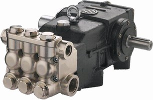 AR North America Announces the Release of RTF Series High Volume Triplex Plunger Pumps