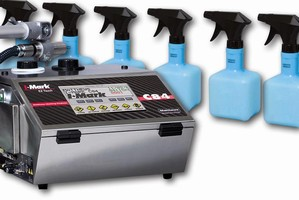 Matthews Introduces Easy-To-Use Continuous Ink-Jet Printer and Laser Printer at Southpack 2007
