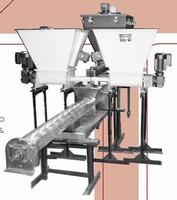 Continuous Blender handles multiple dry bulk materials.