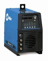 TIG Welder features high-speed pulsing capability.