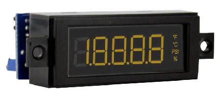 Digital Panel Meter features 3 1/2-digit LCD display.